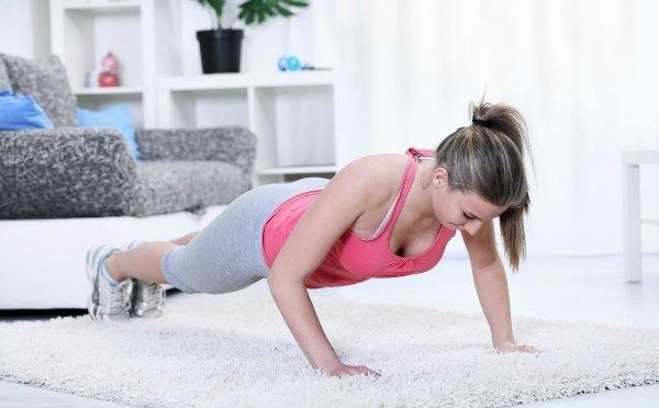 как похудеть рукам упражнения