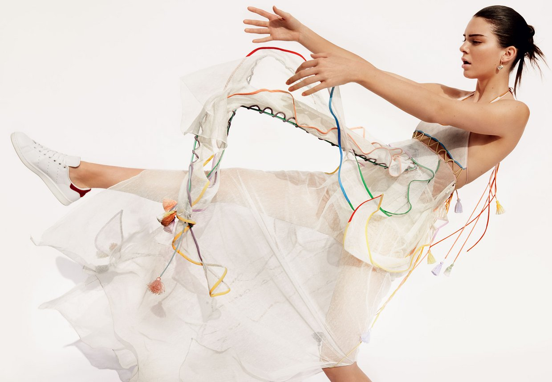 «Эффект Кендалл»: Vogue посвятил специальный выпуск Кендалл Дженнер