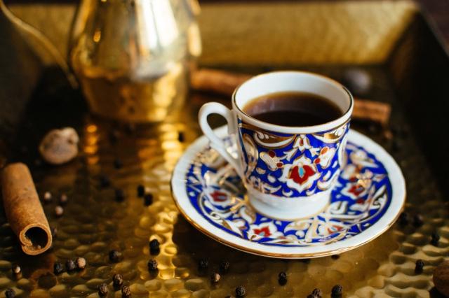 пряный марокканский кофе