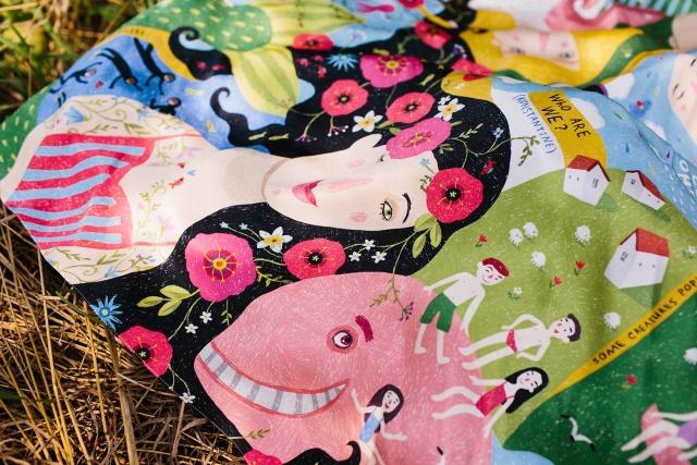 шелковые платки украина фото