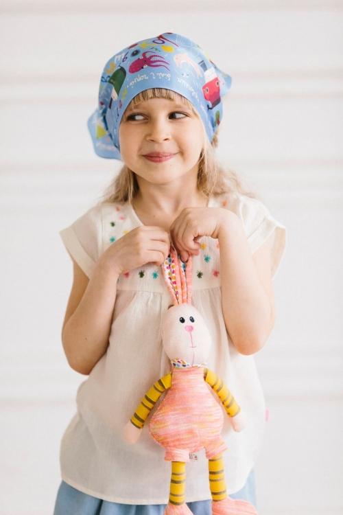 детские шелковые платки фото