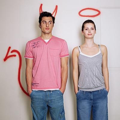 парень и девушка фото