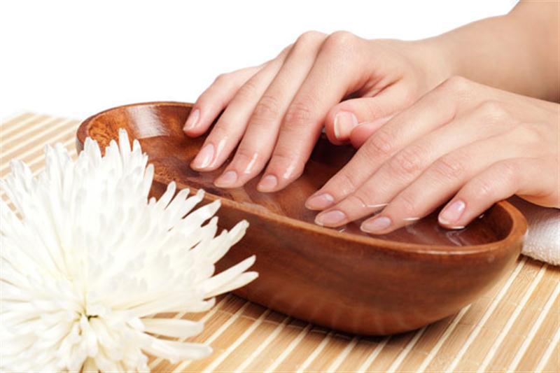 восстановить ногти