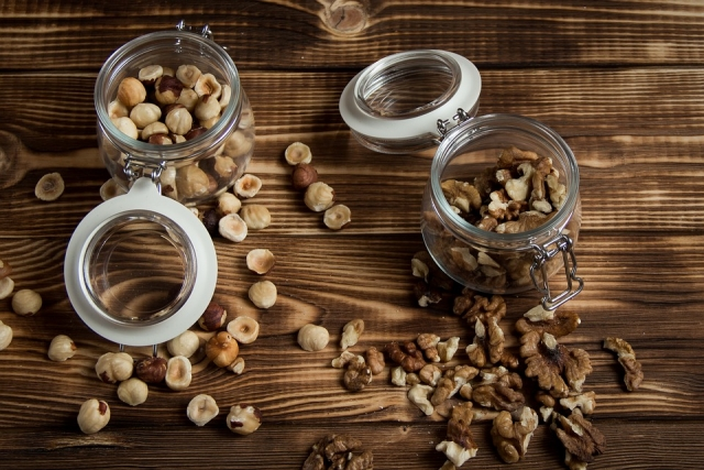 вред орехов