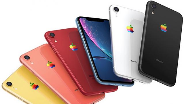 Компания Apple вернет шестицветную радугу в качестве логотипа