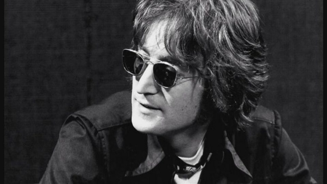 Джон Леннон из The Beatles