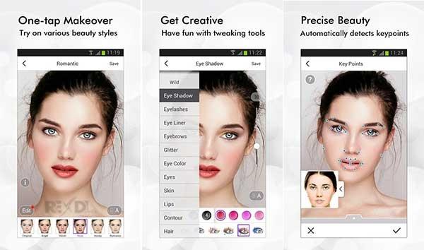 макияж приложение