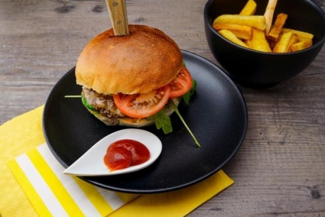 рецепт бургера дома