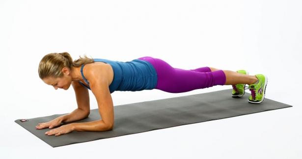как делать планку чтобы похудеть