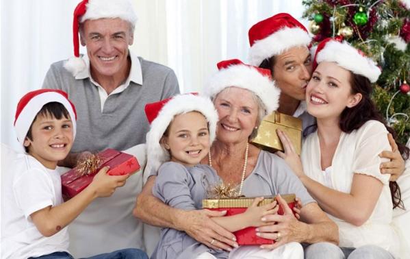 Подарки к новому году 2017 для всей семьи