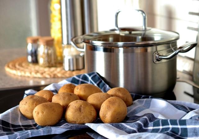 полезный способ приготовить картошку