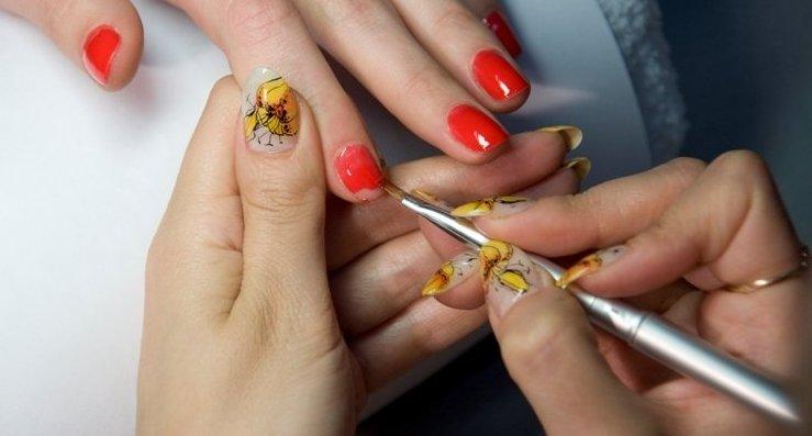 Применение биогеля для ногтей