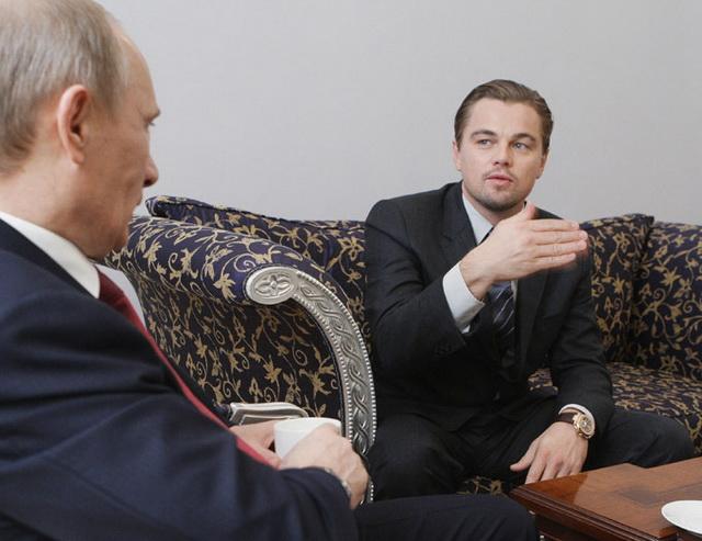 Лео и Путин
