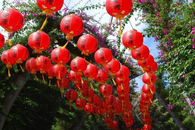 дата празднования китайского нового года