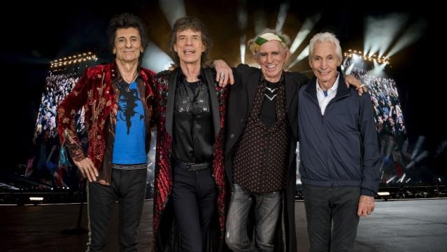 """Симпсоны предсказали """"вечность"""" The Rolling Stones"""