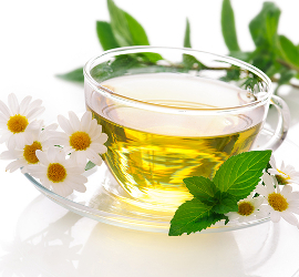ромашковый чай фото