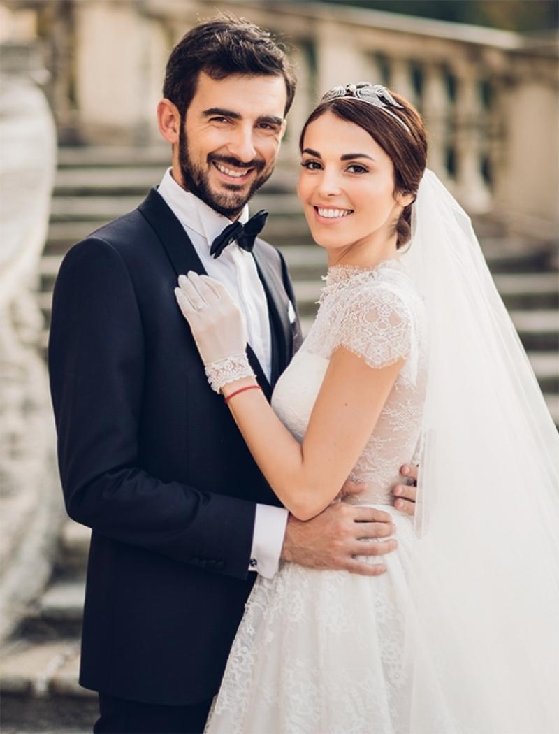 Сати Казанова и Стефано Тиоццо