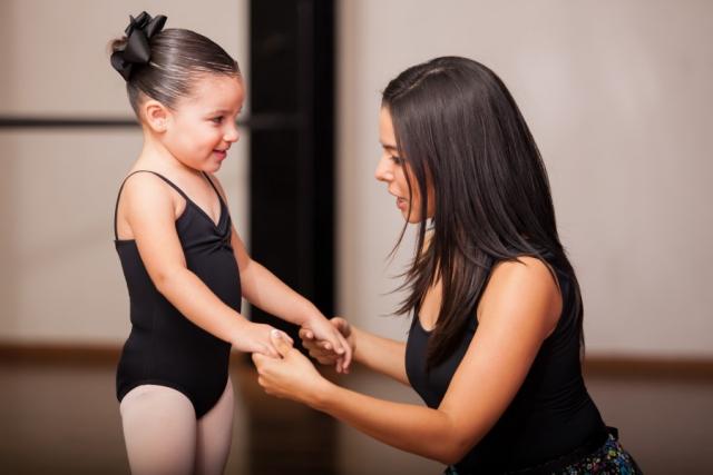 стихи учителю танцев