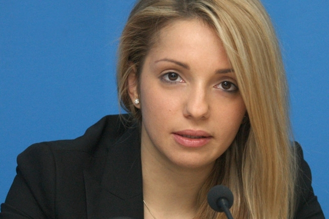 дочь тимошенко родила