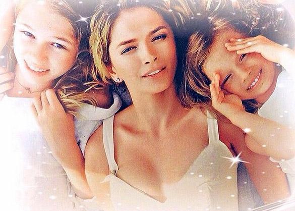 брежнева с дочками