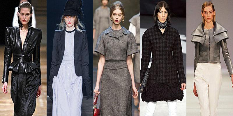 Модные тренды в деловой одежде осень-зима 2013 2014 (ФОТО) 3dcd116a489
