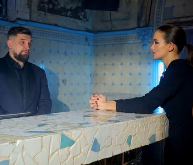 Репер Баста снял новый клип вместе сПаулиной Андреевой