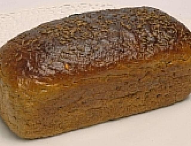 Ржаной хлеб домашний