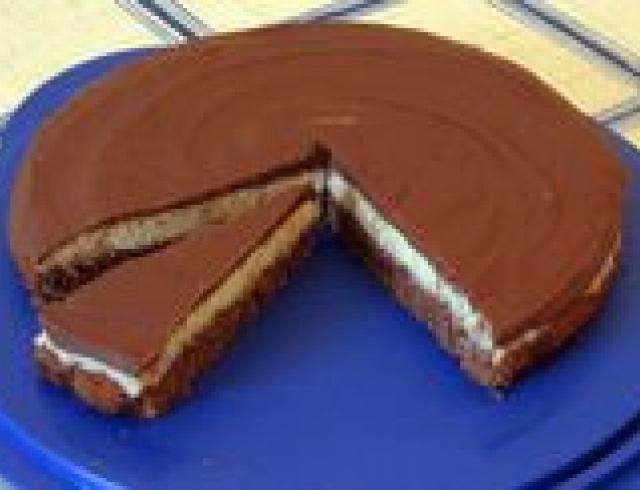 Торт баунти рецепт пошагово