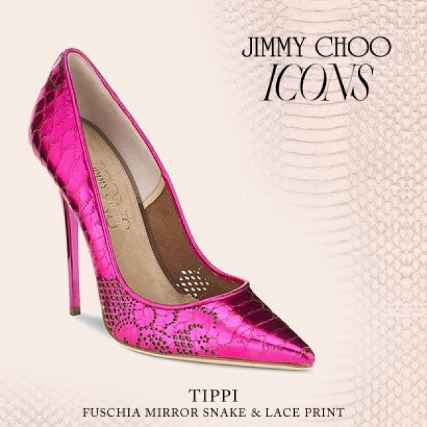 Коллекция Jimmy Choo Icons.