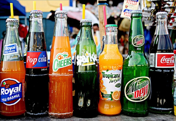 Агрессивность подростков и газированные напитки.