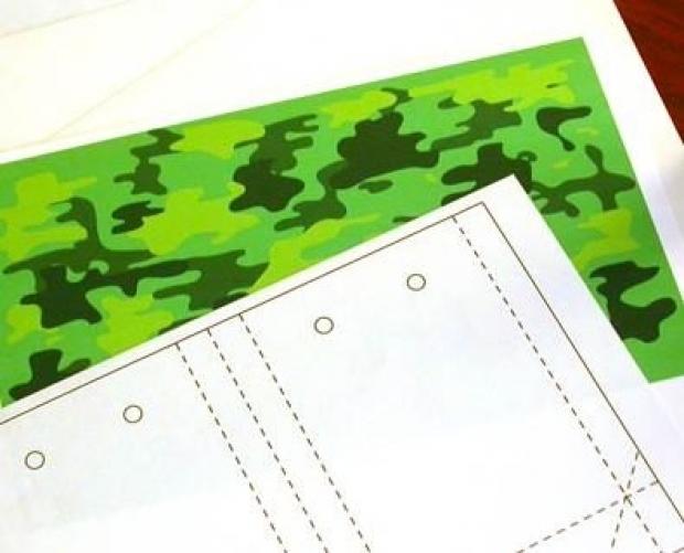 Как нарисовать пакет Сайт о рисовании