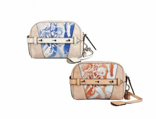 Giorgio Armani показал новую коллекцию сумок 1 картинка