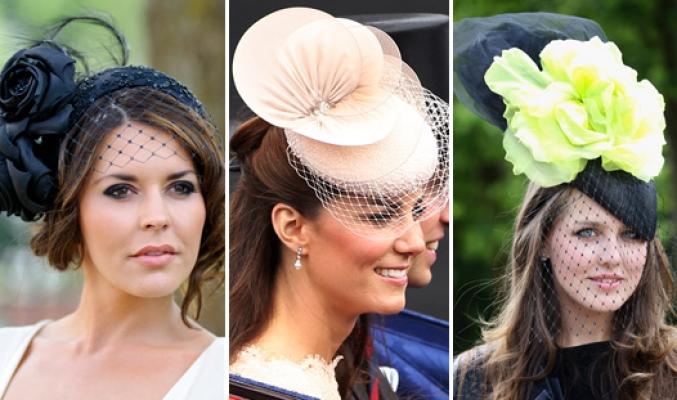 В середине XIX века женщины носили широкополые шляпы, прикрепляя к передней