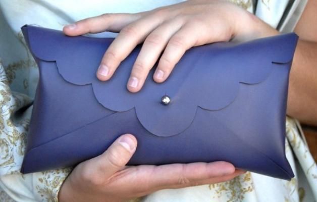 Как сшить портфель своими руками
