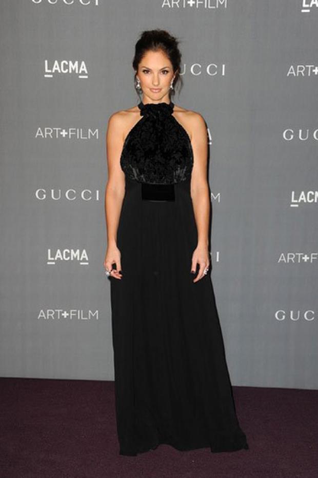Вчера в Голливуде прошел вечер LACMA Art + Film Gala-2012, на котором