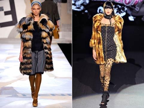 Какие модели дубленок в этом зимнем сезоне будем носить