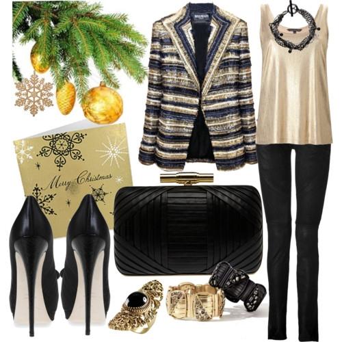 Модные луки на вечеринку