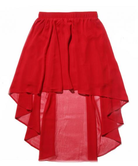 Описание: выкройка юбки со шлейфом, кофточка.