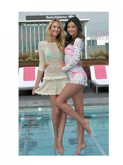 Victoria secret купальники 2012