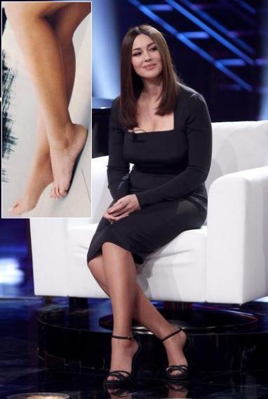 Большие ступни у девушки фото 241-975