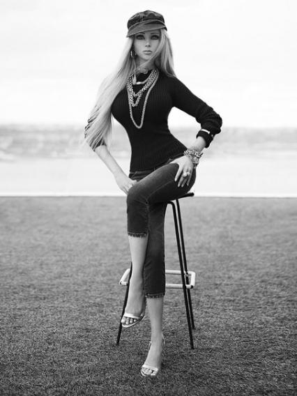 Валерия лукьянова для v magazine