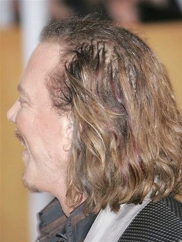Неудачно нарощенные волосы фото