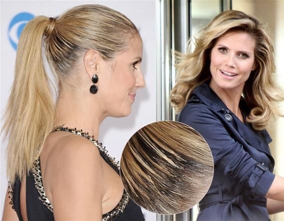 оттенки для волос feria