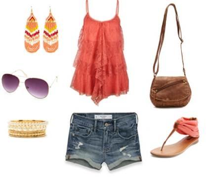 Что одеть летом картинки