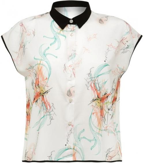 Блузки для лета