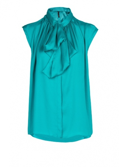 Блузка Из Креп Сатина С Доставкой
