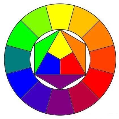 Базовая цветовая схема