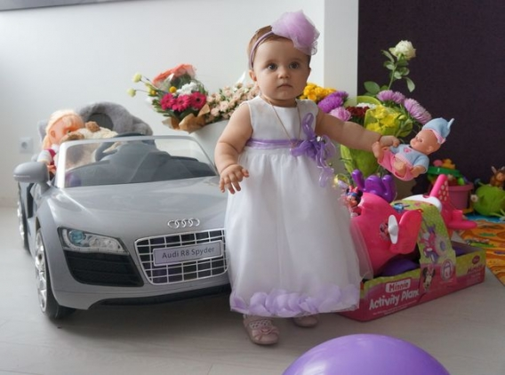 картинки подарки для дочки на1 месяц российская