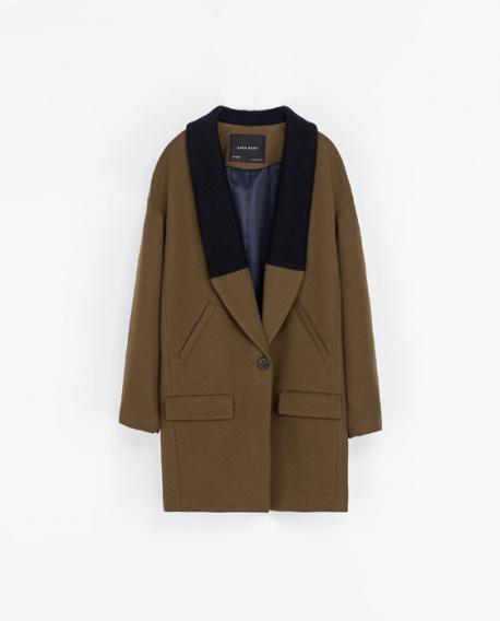 Модные зимние пальто 2013