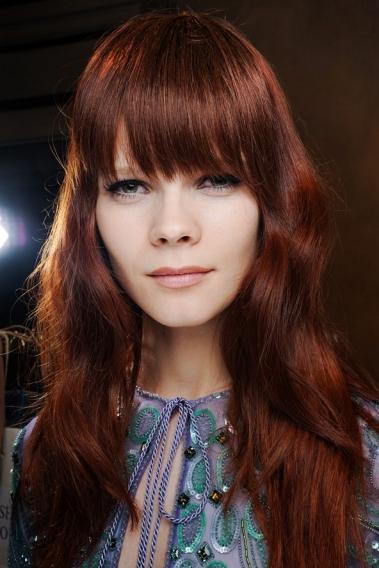 Чем покрасить волосы в рыжий цвет